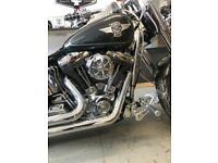 Harley-Davidson Fatboy