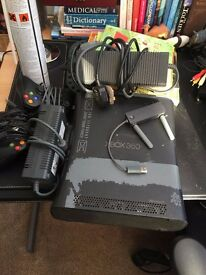 xbox 360, spares or repair... although working for sale in Cardiff