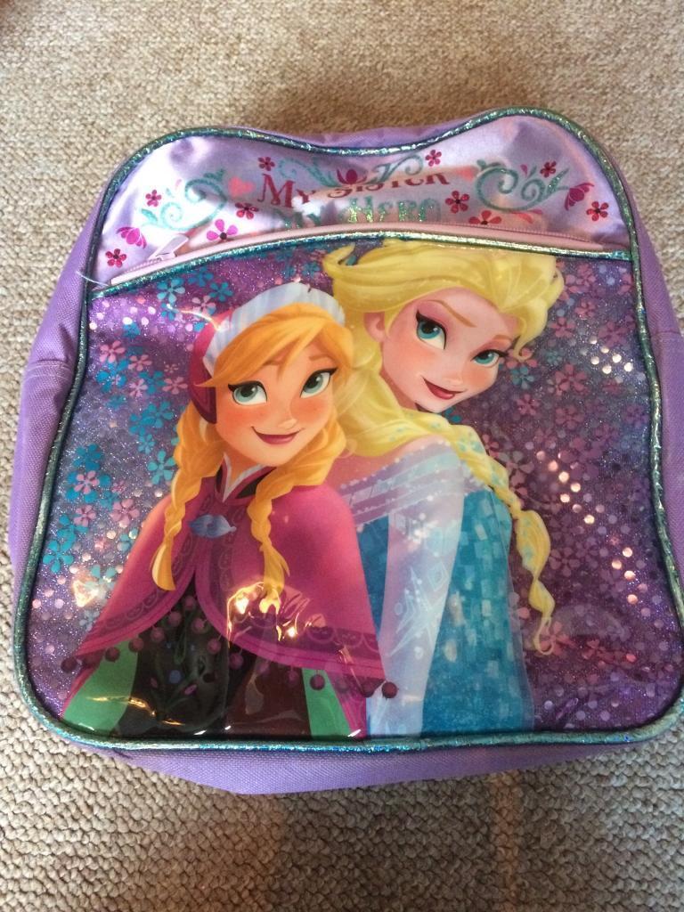 Frozen back pack
