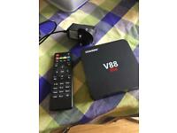 4K android tv box