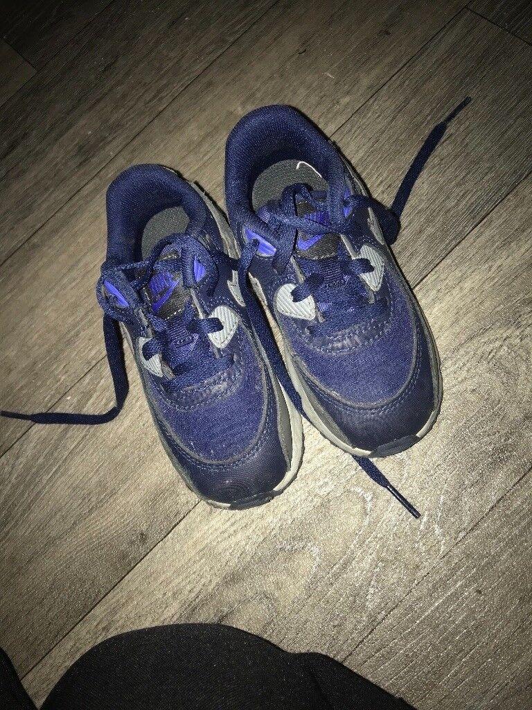 Toddler Nike air max trianers