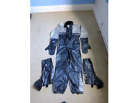 Rukka One-Piece Waterproof Oversuit