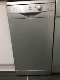 Indesit slimline dishwasher