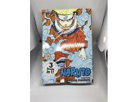 Naruto Japanese Comic Book