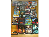 Various DVDs. 50p each. Good condition.