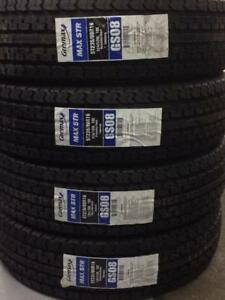 More Great Savings From Good Deal Tire!!! Four Trailer Tires, ST 235/80/R16 For The Great Price Of $475!! (1064)
