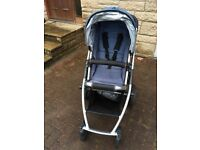 Uppababy Vista - Very Good Condition - optional Carrycot available