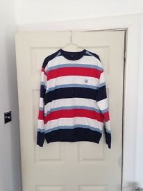 Men's Paul n shark jumper size L