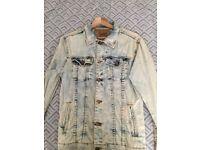 Zara and Lyle & Scott vintage jacket.