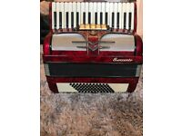 Accordion Sorrento K3291 made in Germany