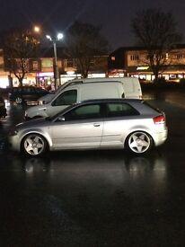 Audi A3 tdi Low mileage.
