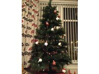 Marks And Spencer 6ft Christmas tree