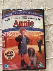 Annie dvd. New