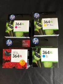 HP Printer Ink Cartridges - Only £10