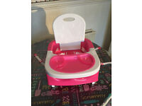 Babies R Us Toddler Booster Seat, Child Feeding Chair, Infant Dining Boost Seat