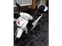 HONDA 125CC SCOOTER Excellent condition, great mpg