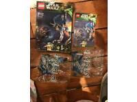 Lego star wars 75002 AT RT walker BNIB