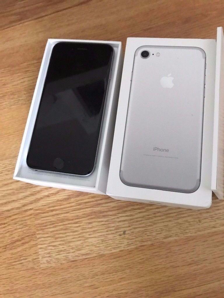 Apple iphone 6 Silver 16GB Unlocked (ref 0001)