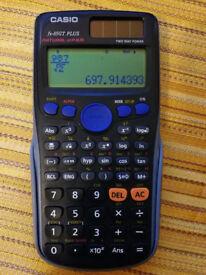 Casio fx-85GT PLUS calculator - GCSEs, A-levels, University