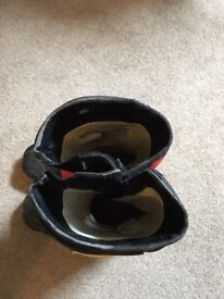 Alpine stars motorbike boots, size 5, used but good condition.