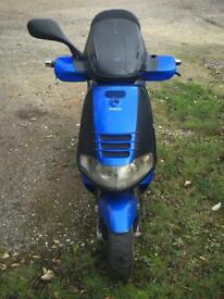 2003 Piaggio new skipper 125cc learner legal 125 cc Scooter.