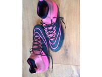 Sock football boots