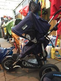Quinny Stroller Freestyle