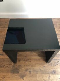 Next black gloss coffee tables