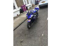 Yamaha r125 or swap with msx or 125 supermoto