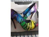 High heels size 7