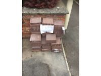 Storage heating bricks Perfect condition,many uses . Free buyer collects ( 64in total)