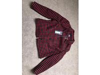 Marks & Spencer size 16 black red polka dot - with tags