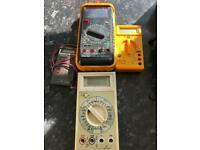 Lots of multimeter