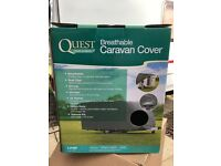 Quest Caravan Cover Heavy Duty