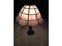 Pair of vintage Tiffany table lamps