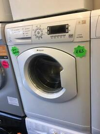 ***Hotpoint Ultima 8kg 1600spin washing machine***Free Delivery**Fitting**Removal