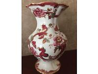 MASON IRONSTONE Vase - (Mandalay Red)
