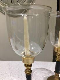 Pair Of candle Lanterns