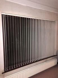 Vertical Blinds - (Large Window Size)
