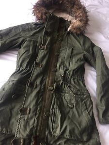 Green Garage fall/winter jacket