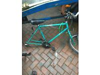 BARGAIN JOBLOT BIKES BMX MOUNTAIN FRAMES WHEELS PROJECT SPARES REPAIRS SCRAP???