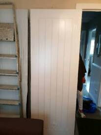 FACTORY FINISHED SOLID WOOD DOORS