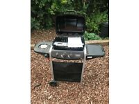 2 burner gas BBQ - never used!