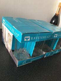 Brand new tumbler glasses