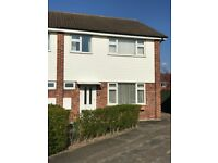 Three bedroomed semi-detached house. Long Eaton. Off street parking. Large garden. £795 pcm