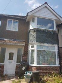 3 bed semi detached