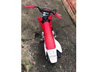 Honda 2014 CRF 50