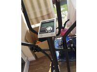 York Aspire Cross Trainer, great condition barely used 2 in 1 cross trainer