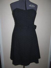 Womens/ girls Dress Bay Trading Size 12/14 Black
