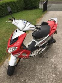 Peugeot SpeedFight 100cc Not 125cc